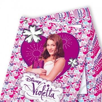 Libro dediche Violetta